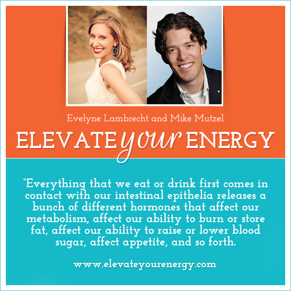 Mike Mutzel on Elevate Your Energy Radio